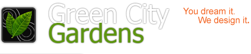 Green City Gardens logo
